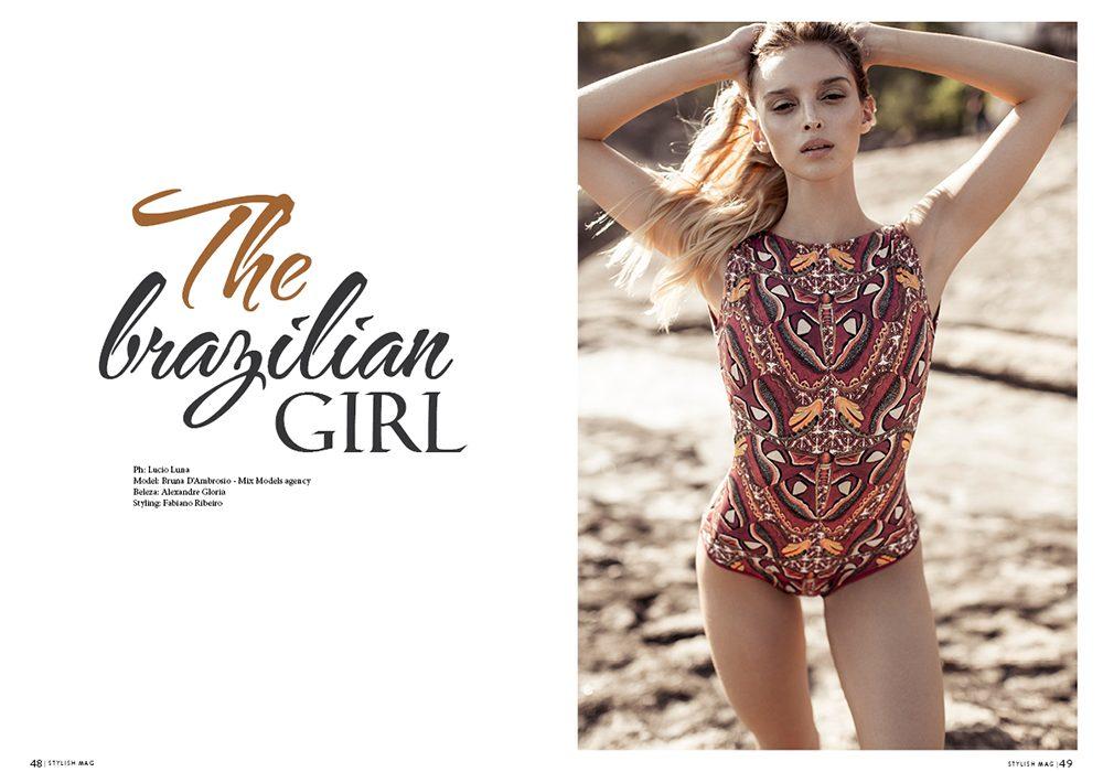 The Brazilian Girl