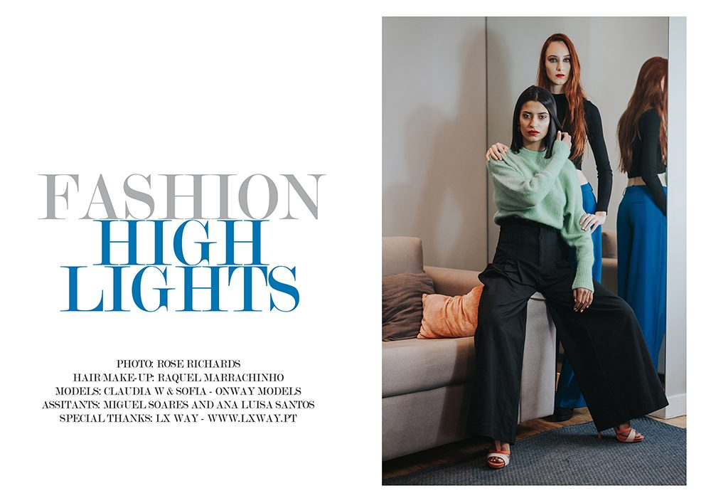 Fashion High Lights