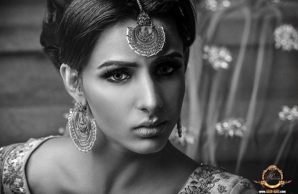 Kami Sid, a primeira modelo trans do Paquistão