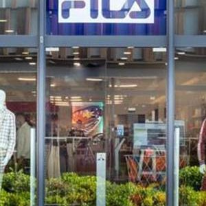 FILA inaugura primeira loja na Europa