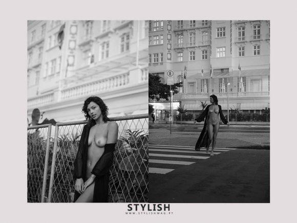 Naked Woman of Copacabana
