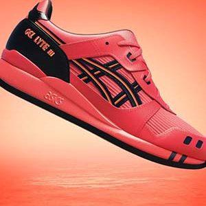 ASICS lança-se no digital com a primeira coleção de calçado NFT