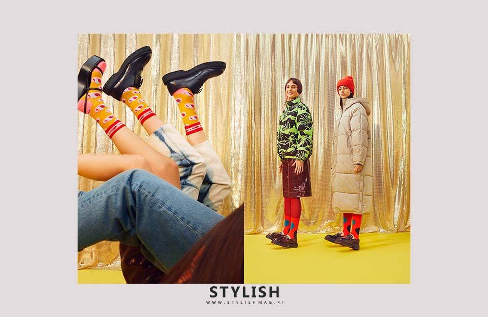 Better Together – Nova coleção da Happy Socks